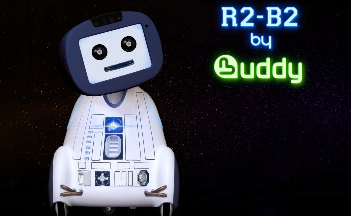 Buddy R2 « Use the Force ! »