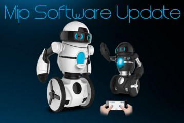 Mip Mip ! Software Update