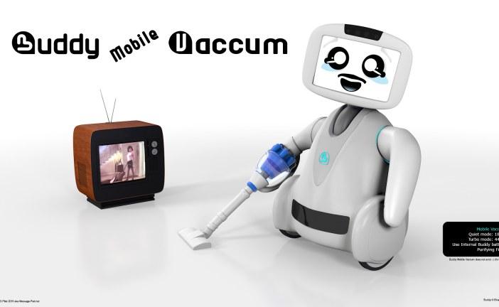 BUDDY Mobile VACCUM