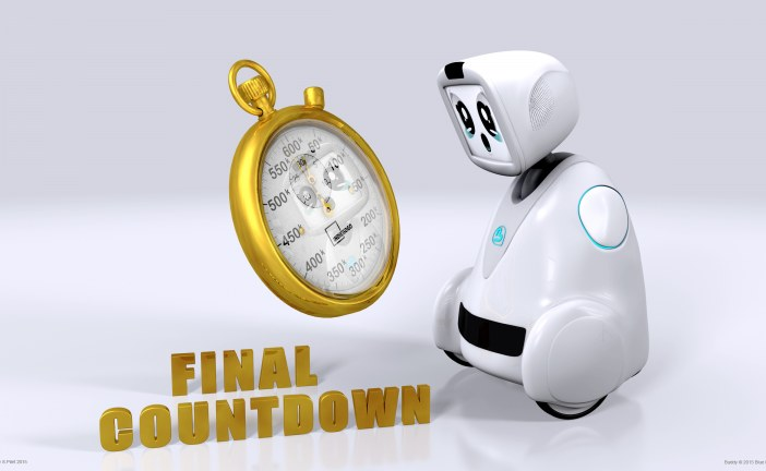 BUDDY Final countdown