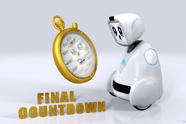 BUDDY Final countdown