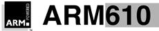 Logo ARM Processor