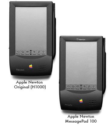 Apple Newton Original H1000 & Apple Newton MessagePad100