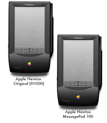 Apple Newton Original H1000 & Apple Newton MessagePad100